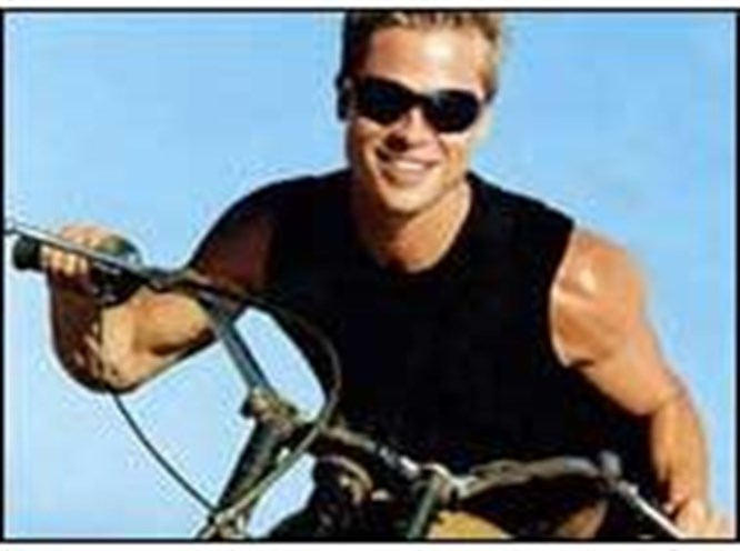 Brad Pitt'in aşk defteri
